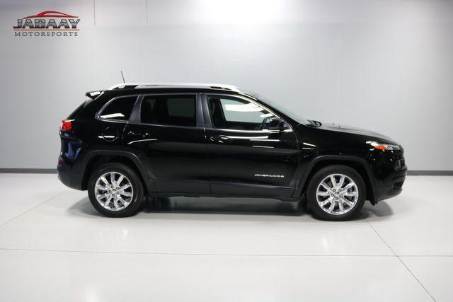 2017 Jeep Cherokee Limited Merrillville, Indiana 42