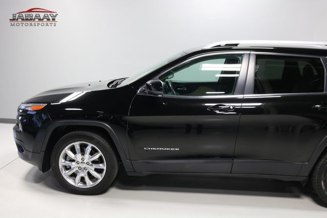 2017 Jeep Cherokee Limited Merrillville, Indiana 32