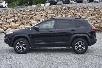 2017 Jeep Cherokee Trailhawk Naugatuck, Connecticut 1