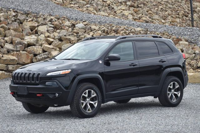 2017 Jeep Cherokee Trailhawk Naugatuck, Connecticut