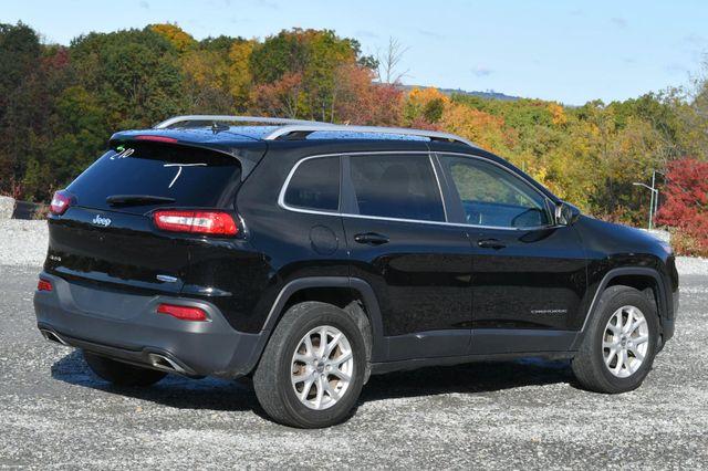 2017 Jeep Cherokee Latitude Naugatuck, Connecticut 4