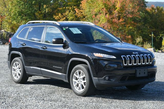 2017 Jeep Cherokee Latitude Naugatuck, Connecticut 6