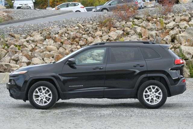 2017 Jeep Cherokee Sport Naugatuck, Connecticut 1