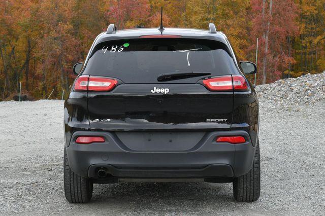 2017 Jeep Cherokee Sport Naugatuck, Connecticut 3