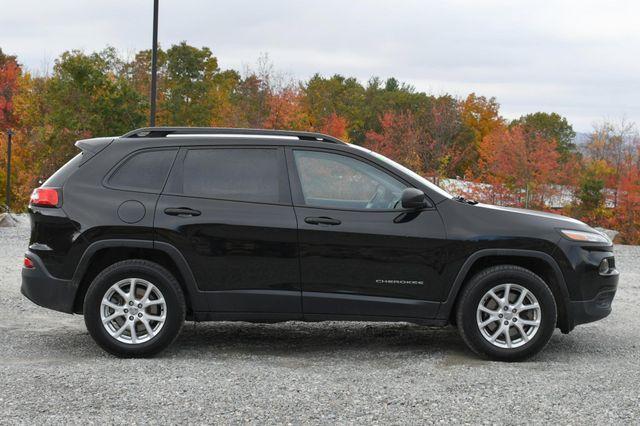 2017 Jeep Cherokee Sport Naugatuck, Connecticut 5