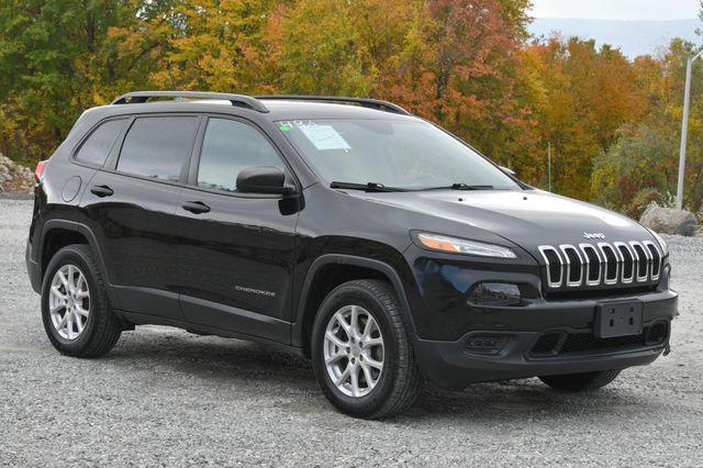 2017 Jeep Cherokee Sport Naugatuck, Connecticut 6
