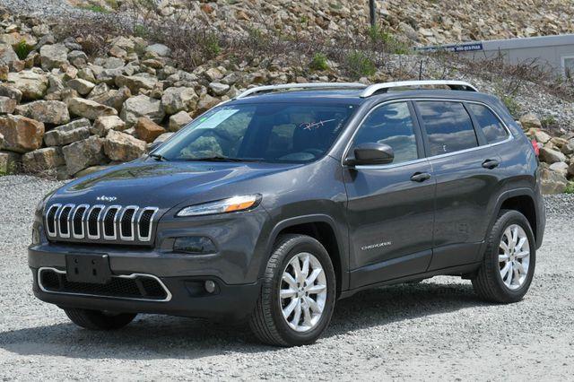 2017 Jeep Cherokee Limited Naugatuck, Connecticut 2