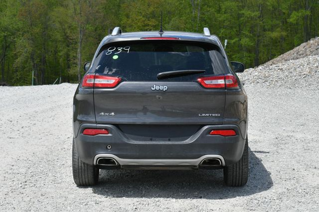 2017 Jeep Cherokee Limited Naugatuck, Connecticut 5