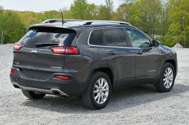 2017 Jeep Cherokee Limited Naugatuck, Connecticut 6
