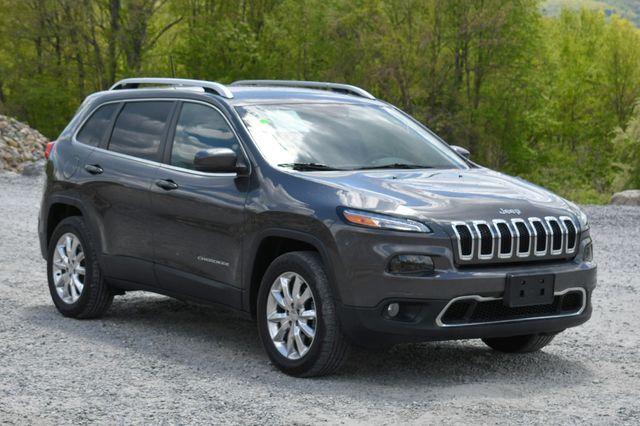 2017 Jeep Cherokee Limited Naugatuck, Connecticut 8