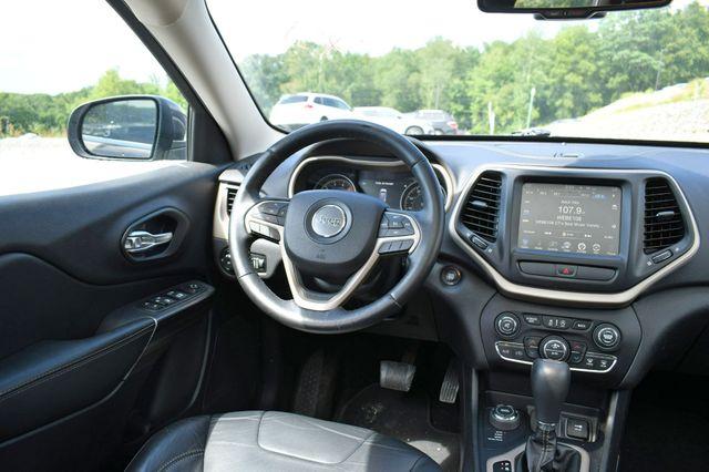 2017 Jeep Cherokee Limited Naugatuck, Connecticut 17