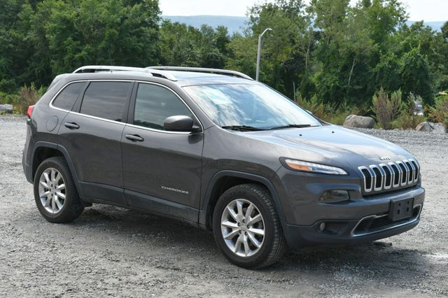 2017 Jeep Cherokee Limited Naugatuck, Connecticut 7