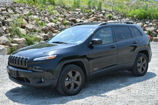 2017 Jeep Cherokee 75th Anniversary Edition 4WD Naugatuck, Connecticut 2