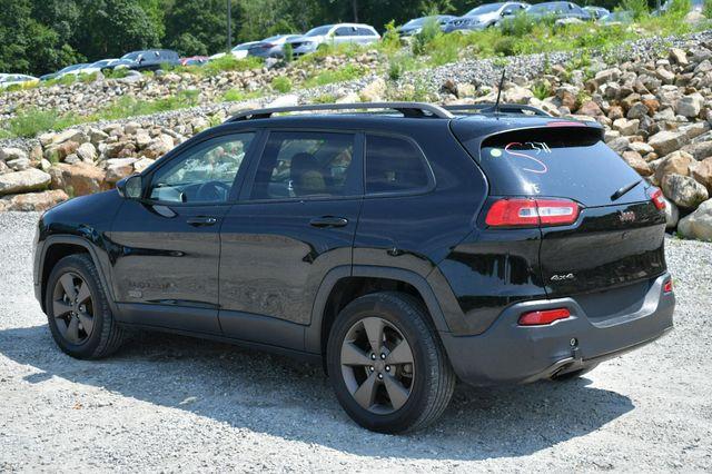 2017 Jeep Cherokee 75th Anniversary Edition 4WD Naugatuck, Connecticut 4