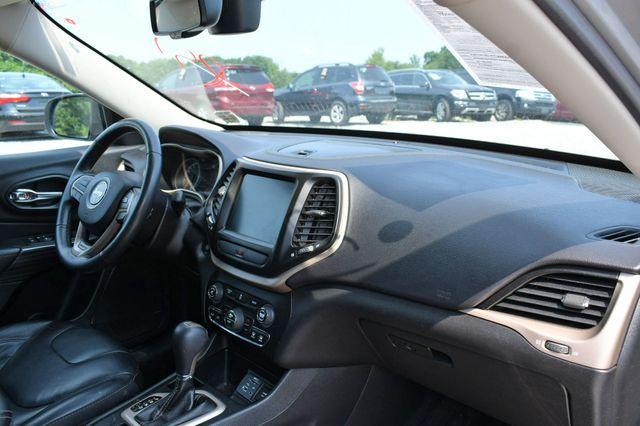 2017 Jeep Cherokee Limited Naugatuck, Connecticut 4