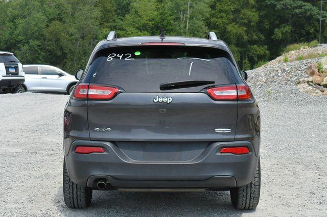 2017 Jeep Cherokee Latitude 4WD Naugatuck, Connecticut 5
