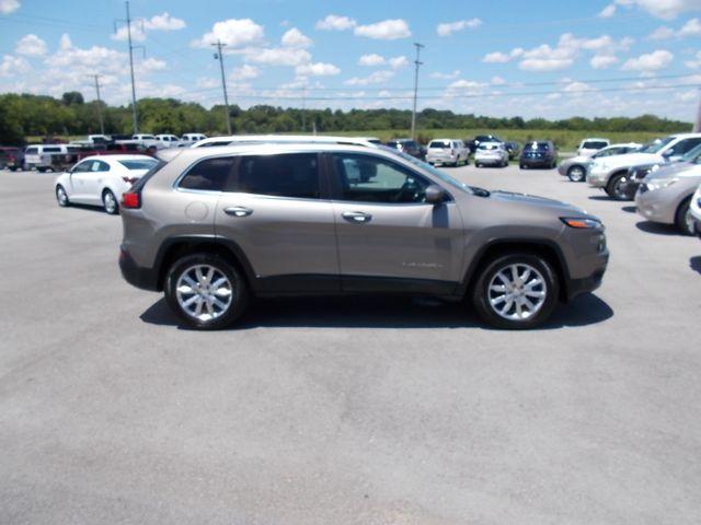 2017 Jeep Cherokee Limited Shelbyville, TN 10