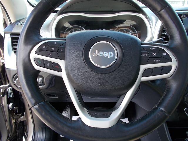 2017 Jeep Cherokee Limited Shelbyville, TN 29