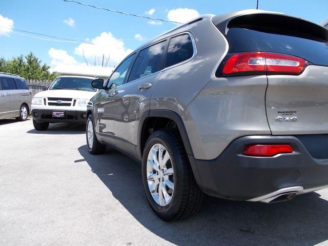 2017 Jeep Cherokee Limited Shelbyville, TN 3