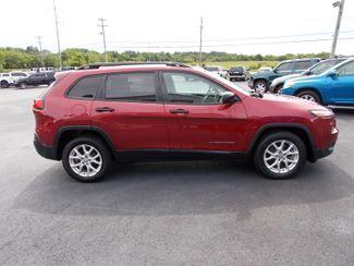 2017 Jeep Cherokee Sport Shelbyville, TN 10