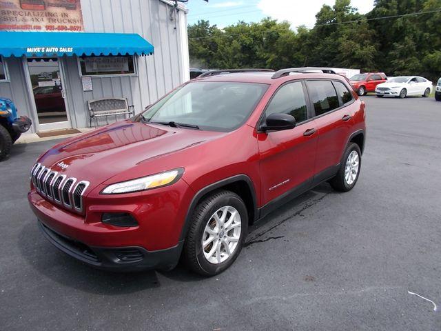 2017 Jeep Cherokee Sport Shelbyville, TN 6
