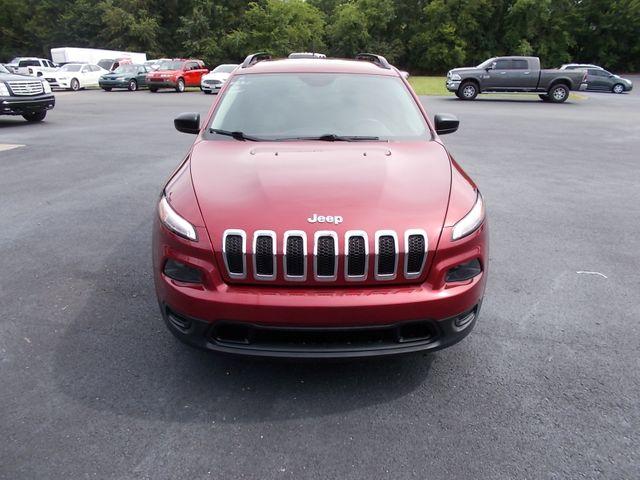 2017 Jeep Cherokee Sport Shelbyville, TN 7