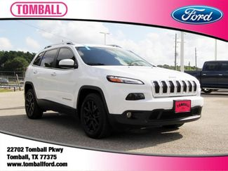 2017 Jeep Cherokee Latitude in Tomball, TX 77375