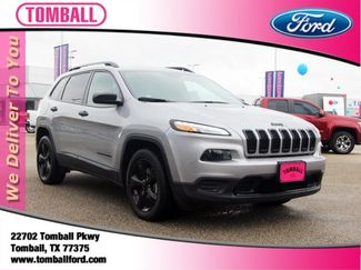 2017 Jeep Cherokee Altitude in Tomball, TX 77375
