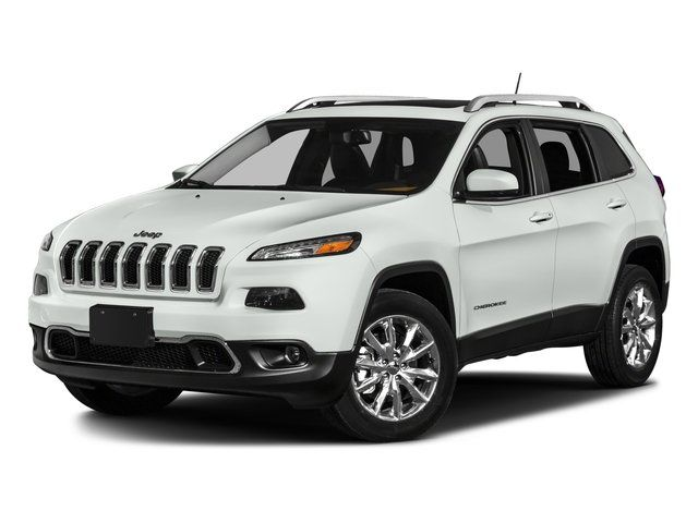 2017 Jeep Cherokee Limited in Tomball, TX 77375