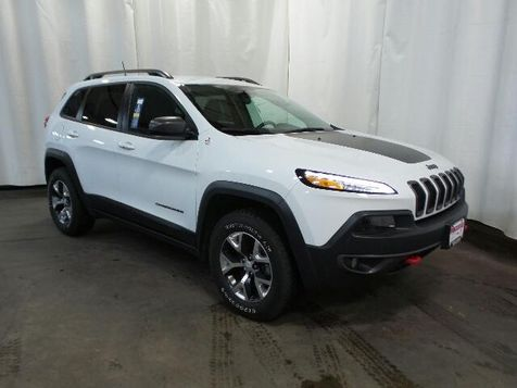 2017 Jeep Cherokee Trailhawk L Plus in Victoria, MN