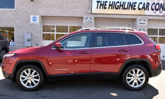2017 Jeep Cherokee Limited Waterbury, Connecticut 3