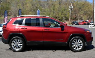 2017 Jeep Cherokee Limited Waterbury, Connecticut 6