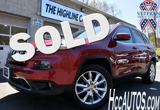 2017 Jeep Cherokee Limited Waterbury, Connecticut
