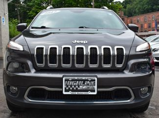 2017 Jeep Cherokee Limited Waterbury, Connecticut 9