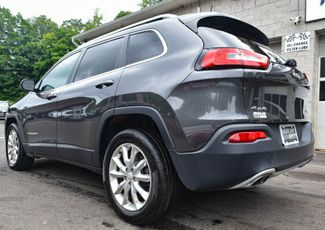 2017 Jeep Cherokee Limited Waterbury, Connecticut 4