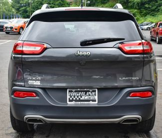 2017 Jeep Cherokee Limited Waterbury, Connecticut 5