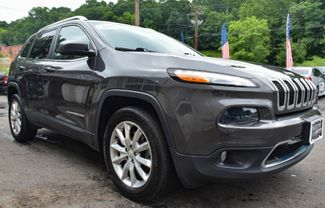 2017 Jeep Cherokee Limited Waterbury, Connecticut 8