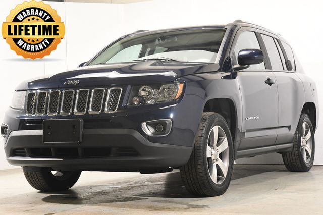 2017 Jeep Compass High Altitude in Branford, CT 06405