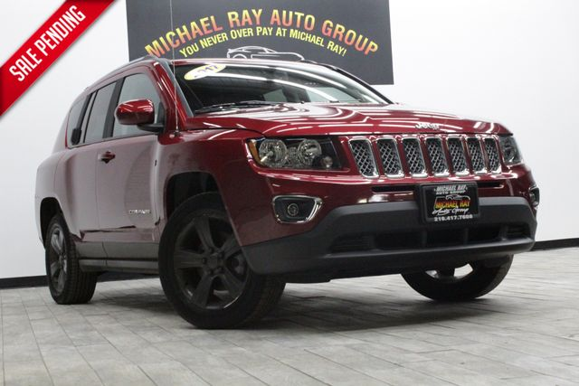 2017 Jeep Compass High Altitude in Cleveland , OH 44111