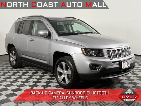 2017 Jeep Compass High Altitude in Cleveland, Ohio