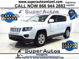 2017 Jeep Compass Latitude in Doral FL, 33166