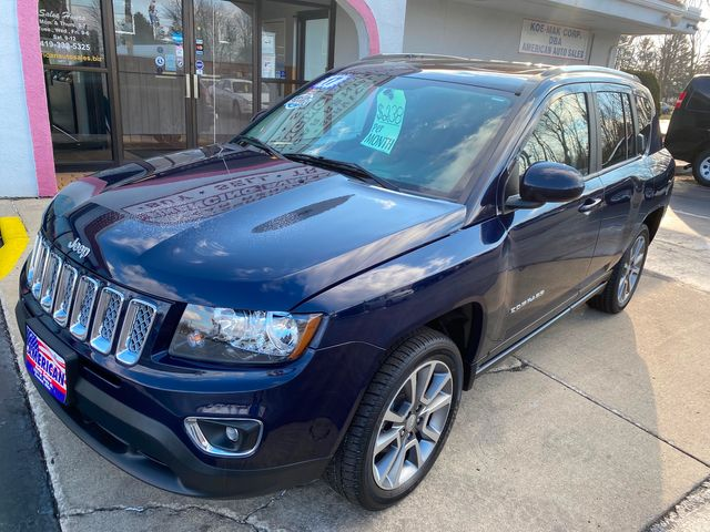 2017 Jeep Compass High Altitude *SOLD