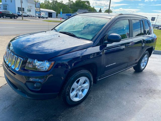 2017 Jeep Compass Latitude *SOLD