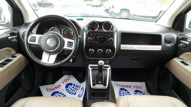 2017 Jeep Compass Latitude Madison, NC 12