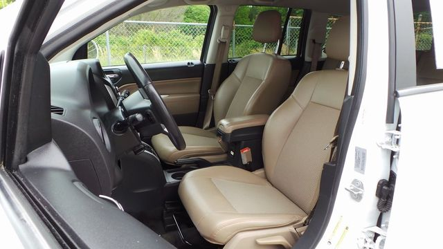 2017 Jeep Compass Latitude Madison, NC 15