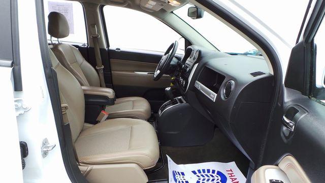 2017 Jeep Compass Latitude Madison, NC 26