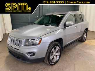 2017 Jeep Compass High Altitude W Sunroof in Merrillville, IN 46410