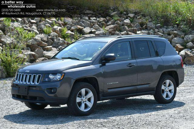 2017 Jeep Compass Sport 4WD Naugatuck, Connecticut