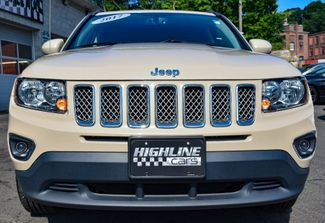 2017 Jeep Compass High Altitude Waterbury, Connecticut 10