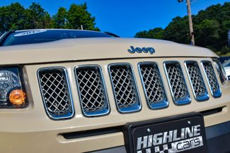 2017 Jeep Compass High Altitude Waterbury, Connecticut 11